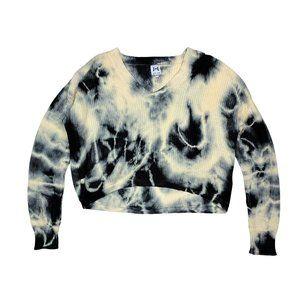JOHN + JENN Knit Tye-Dye Sweater